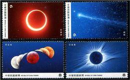 Taiwan (2020) - Set - /  Astronomia - Astronomie - Astronomy - Space - Astronomy