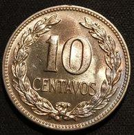 EL SALVADOR - 10 CENTAVOS 1977 - KM 150a - El Salvador