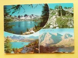 V11-04-alpes De Haute Provence-allos-le Lac- Haute Vallee Du Verdon--multivues - Non Classés