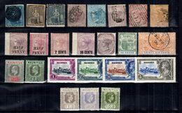Maurice Belle Collection De Bonnes Valeurs Anciennes 1859/1938. B/TB. A Saisir! - Mauritius (...-1967)