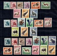 Afrique Du Sud YT N° 201/214, N° 221A/228 Et N° 235/243 Neufs ** MNH. TB. A Saisir! - Südafrika (...-1961)