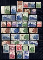 France Belle Collection De Colis Postaux Neufs **/* 1941/1945. Bonnes Valeurs. TB. A Saisir! - Paketmarken