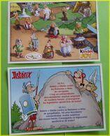 KINDER BPZ SERIE ASTERIX ET LES ROMAINS ESPAGNE PORTUGAL 2005 - Istruzioni