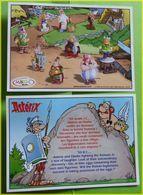 KINDER BPZ SERIE ASTERIX ET LES ROMAINS CAMEROUN AFRIQUE DU SUD 2006 - Istruzioni