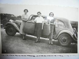 Photo Traction Avant Citroen Publicitaire Haut Parleur Philco Années 1930 - Automobili