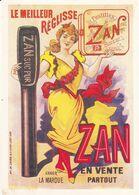 """LE MEILLEUR REGLISE """" ZAN """" - Werbepostkarten"""