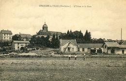 GRANGES LA VILLE - France