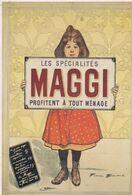 MAGGI - Werbepostkarten