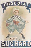 CHOCOLAT SUCHARD - Werbepostkarten