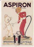 ASPIRON   DÉPOUSSIÉREUR ELECTRIQUE - Werbepostkarten