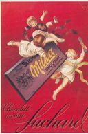 Chocolat Au Lait Suchard - Werbepostkarten