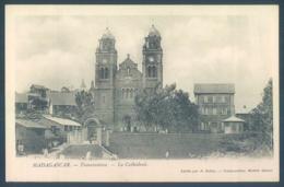 Madagascar Fianarantsoa La Cathédrale - Madagascar