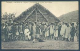 Madagascar TAMATAVE Carrières De Farafate Distribution Du Riz Aux Journaliers - Madagascar