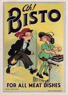 Ah! Bisto   For Zll Meat Dishes - Werbepostkarten