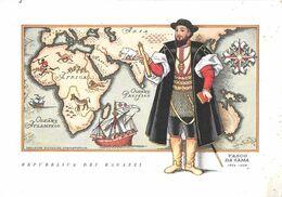 Vasco De Gama. Repubblica Dei Ragazzi. Non Viaggiata - Ansichtskarten