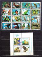 20 Marken Motiv Vogel U.a. In Unterschiedlichen Erhaltungen (96641) - Colecciones & Series