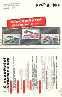 MONACO - PUBLICITE POST-GRIPPE - GLUCOPHYTOL VITAMINE C 500    /2 - Pharmacy