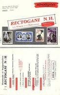 MONACO - PUBLICITE HEMORROIDES - RECTOGANI N.H.   /2 - Pharmacy