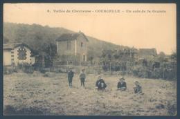 91 Vallée De Chevreuse COURCELLE Un Coin De La Grurrie - Unclassified