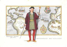 Cristoforo Colombo. Repubblica Dei Ragazzi. Non Viaggiata - Ansichtskarten
