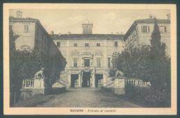 Piemonte GOVONE Entrata Al Castello - Cuneo