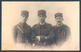Militaire à Identifier Carte Photo - Uniformen
