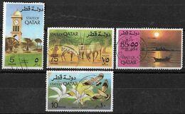 QATAR 1974  ENVIRONMENT DAY Used - Qatar