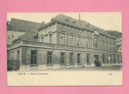 C.P. Liège =  Gare  De  JONFOSSE - Liege