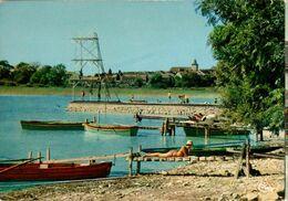 39 - CLAIRVAUX LES LACS - CLAIRVAUX-PLAGE - Clairvaux Les Lacs