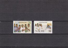 Nauru Nº 327 Al 328 - Nauru