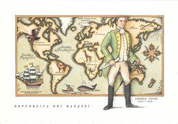 James Cook. Repubblica Dei Ragazzi. Non Viaggiata - Ansichtskarten