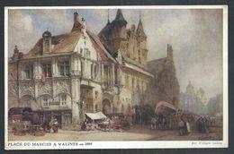 +++ CPA - MALINES - MECHELEN - Place Du Marché En 1884 - Asiles Soldats Invalides Belges // - Mechelen