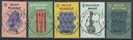 4462/4466 Illusions D' Optique Oblit/gestp Centrale - Used Stamps