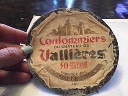 Coulommiers Du Château Vallières Ain - Fromage
