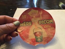 Mère Picon Extra Gras En L'état - Fromage