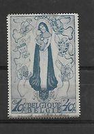 België  N° 374 KOL AAN DE TANDEN VAN EEN ZELFKLEVEND FOTOALBUM - Belgique
