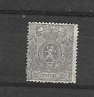 België  N° 23A Zonder Gom - 1866-1867 Coat Of Arms