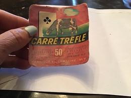 Carrée Trèfle Fabriqué En Lorraine - Fromage