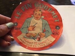 Fin Gourmet Produits De Qualité Fabriqués En Lorraine - Fromage