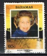BAHAMAS - 1994 - VISITA DELLA REGINA ELISABETTA II - USATO - Bahamas (1973-...)