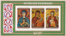 Burundi Hb 101 Y 102 - Burundi