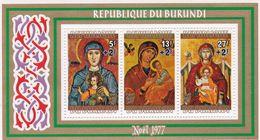 Burundi Hb 103 Y 104 - Burundi