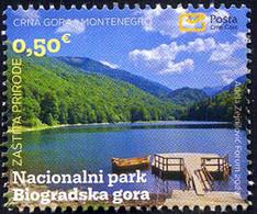 2020 Nature Protection, Biogradska Gora National Park, Montenegro, MNH - Montenegro