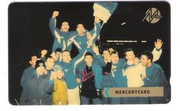 UK - Mercury - Mercurycard -  CN : 20MERA - 100 Jahre Hertha BSC Berlin Soccer Team Fussball - Royaume-Uni