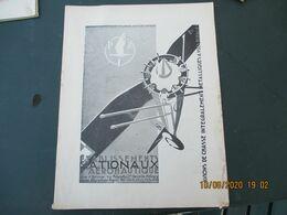 L'AIR REVUE BI.MENSUELLE ORGANE DE L'AVIATION FRANCAISE 1931 VOIR ETAT MANQUE COUVERTURE - Aerei