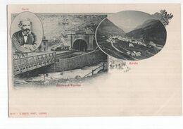 Zwitserland Schweiz Suisse - Airolo - Gotthard Tunnel - 1900 - Schweiz