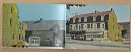 Carte De Visite Domfront (61) Hôtel De France Rottier-Halm 2scans Voiture - Cartoncini Da Visita