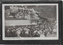 AK 0542 Zoologischer Garten Elberfeld - Fütterung Der Eisbären Um 1926 - Wuppertal