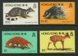 Hong Kong 1962 MNH - Timbres