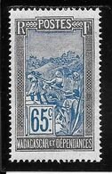 MADAGASCAR  N°141 ** TB SANS DEFAUTS - Nuovi